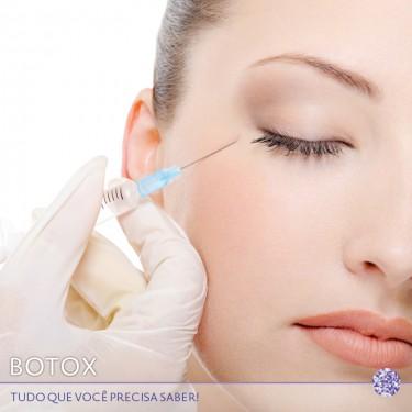 Botox: tudo que você precisa saber!