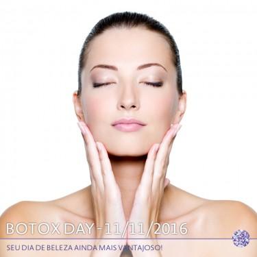 Não perca o Botox Day!