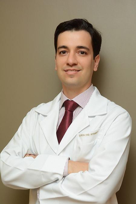 O Dr. Fabrício Regiani