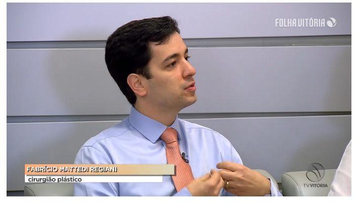 O Dr. Fabricio Regiani fala sobre o uso incorreto dos preenchedores